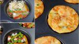 Şipşak Kahvaltılık: Peynirli Yumurtalı Muffin