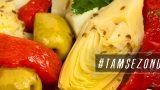 Ağız Sulandırır: Enginar Salatası