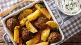 Gün Kurtarır, Yüz Güldürür: Fırında Köfte Patates