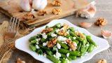 Bol Cevizli: Taze Börülce Salatası