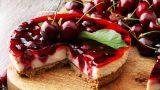 Yaz Aşkı: Kirazlı Cheesecake