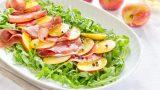 İçinizi Açar: Nektarinli Roka Salatası
