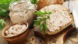 Kızarmış Ekmekle Güzel: Tavuk Ciğeri Pate