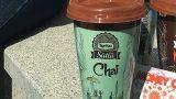 Kahve İsteyen: Sıcak Çikolatalı Kurabiye