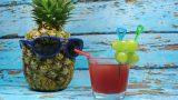 Üzümlü Ananas Kokteyl