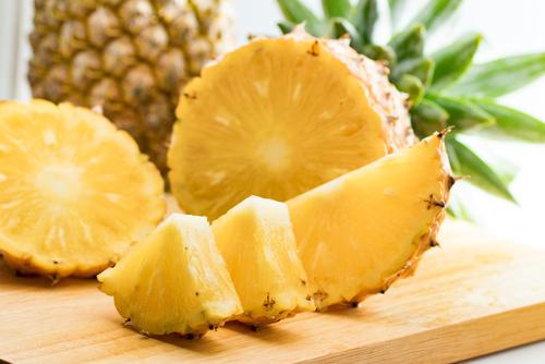 ananas-maskesi