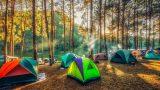 Kamp Yaparken de Güzelliğinizi Koruyun