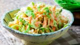 Beyaz Yapraklarında Sağlık Gizli: Lahana Salatası