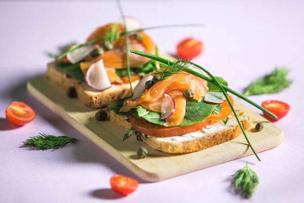 somon-sandvic