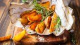 Elma Dilimli Fırında Patates
