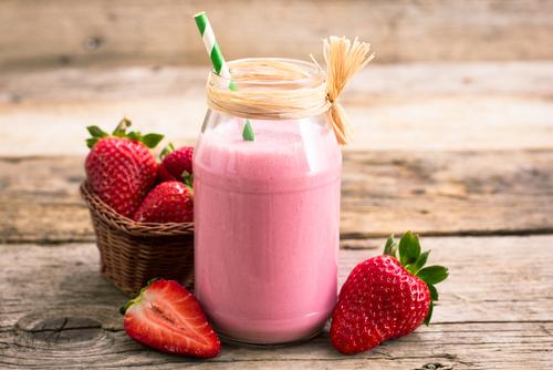 cilekli-milkshake
