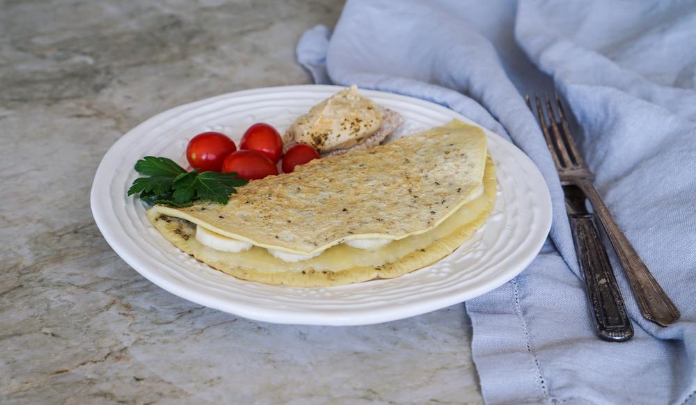 yulaf-kepekli-omlet