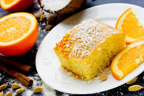 portakal-kek