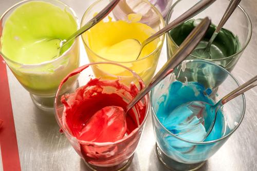 Organik gıda boyası nasıl yapılır