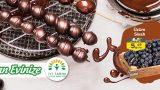 Tatlı Taneler: Çikolatalı Üzüm