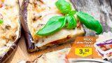 Keyif Sandalı: Peynirli Patlıcan