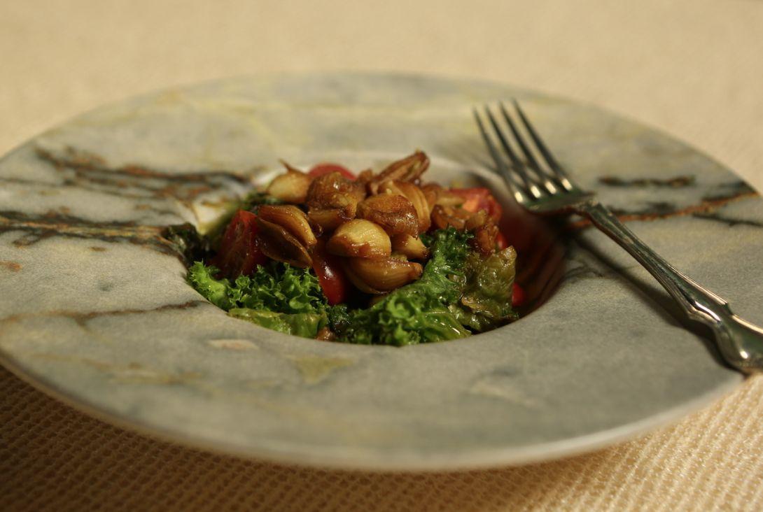 sogan-salatasi